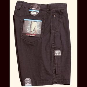 Utility Short with Security Pocket